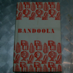 Readers union Bandoola by j.h. williams 1955 hardback book